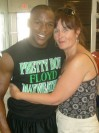 Kate And Floyd Money Mayweather No1 Fan