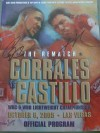 Diego Corrales vs Jose Luis Castillo II DUAL SIGNED Official Onsite Programme