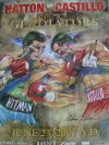 Ricky Hatton vs Jose Luis Castillo DUAL SIGNED Official Onsite Programme