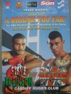 Naseem Hamed vs Steve Robinson WBO Featherweight Championship Of The World Official Onsite Programme