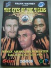 Steve Collins vs Nigel Benn II And Naseem Hamed vs Remigio Molina Plus Huge Undercard Official Onsite Programme