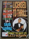 Naseem Hamed vs Said Lawal WBO Featherweight Championship Of The World Official Onsite Programme
