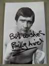 Billy Aird 1970s British Heavyweight Contender SIGNED And INSCRIBED Studio Photo