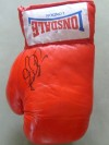 Orlando Cruz Puerto Rican Olympic Team Mate Of Current World Champions Miguel Cotto And Ivan Calderon SIGNED Lonsdale Laced Glove