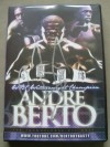 Andre Berto Former WBC and IBF Welterweight World Champion SIGNED Promotional DVD