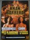 Amir Khan vs Marco Antonio Barrera Official Onsite Programme SIGNED By Amir Khan