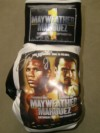 Floyd Mayweather Jr vs Juan Manuel Marquez Official Onsite Commemorative Limited Edition Glove SIGNED By Floyd Mayweather Jr