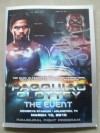 Manny Pacquiao vs Joshua Clottey Official Onsite Programme SIGNED By Clottey And Bob Arum Plus Undercard Fighters