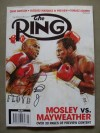 Floyd Mayweather Jr SIGNED May 2010 Ring Magazine