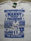 Manny Pacman Pacquiao Official Merchandise NIKE Tee Shirt