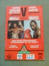 Chris Eubank vs John Jarvis Also Featuring Naseem Hamed In Only His 2nd Pro Fight Official Onsite Programme