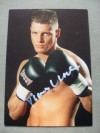 Thomas Ulrich Former European Light Heavyweight Champion And World Title Contender SIGNED Promotional Photo
