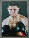 Luan Krasniqi Former European Heavyweight Champion And World Title Contender SIGNED Promotional Photo