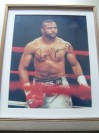 Roy Jones Jr SIGNED Photo