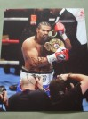 David Haye Former WBA Heavyweight World Champion SIGNED And INSCRIBED After Fight Photo