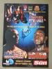 Oliver McCall vs Frank Bruno WBC Heavyweight Championship of The World Official Onsite Programme SIGNED And INSCRIBED By Frank Bruno