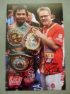 Freddie Roach Legendary Trainer Of World Champions Past And Present Including Filipino Icon Manny Pacquiao SIGNED Photo