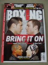 Kell Brook vs Matthew Hatton Welterweight Title Fight Billed WAR OF THE ROSES DUAL SIGNED Boxing News Magazine
