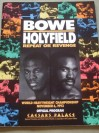 Riddick Bowe vs Evander Holyfield II WBA And IBF World Heavyweight Title Also Featuring Thomas Hearns Official Onsite Programme