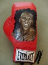 Floyd Mayweather Jr SIGNED ORIGINAL Hand Painted Everlast Glove