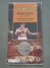 Riddick Bowe MGM Grand 1995 Limited Edition Commemorative Token
