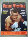 Paddy Young Former New York Middleweight Contender Who Fought Gavilan And Bobo Olson SIGNED Boxing Magazine Cover