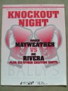 Roger Mayweather vs Jose Rivera Light Welterweight Contest Official Onsite Programme