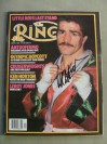 Vito Antuofermo Former WBC And WBA Middleweight World Champion SIGNED Ring Magazine