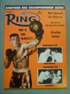 Tom McNeeley Former Heavyweight World Title Challenger When Facing Floyd Patterson In 1961 SIGNED Ring Magazine
