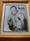 Henry Cooper Former British Heavyweight Champion SIGNED Vintage Photo