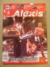 Alexis Arguello Former 3 Weight World Champion TWICE SIGNED RARE Nicaragua Alexis Magazine