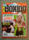 Danny LITTLE RED Lopez Former WBC Featherweight World Champion And Hall Of Famer SIGNED Boxing Magazine