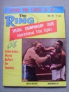 Chuck Wepner Former Heavyweight Contender Who Fought Ali And Liston Plus Foreman SIGNED Ring Magazine