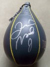 Floyd Mayweather Jr 5 Weight World Champion And Iconic Boxing Legend SIGNED Everlast Speedball