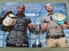 Andre Ward And Carl Froch Super Six Super Middleweight Tournament Classic Final DUAL SIGNED Pre Fight Press Conference Photo