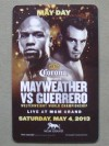 Floyd Mayweather Jr vs Robert Guerrero LIMITED EDITION MGM Grand Room Key