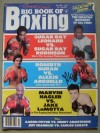 Alexis Arguello 3 Weight World Champion SIGNED Big Book Of Boxing Magazine