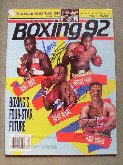 Shiv Naresh Teens Boxing Gloves 12oz: James Toney And Buddy Mcgirt Plus Terry Norris Former
