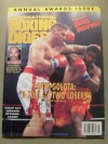 Andrew Golota 4 x Heavyweight World Title Challenger SIGNED Boxing Digest Magazine