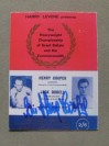 Henry Cooper vs Jack Bodell II British And Commonwealth Heavyweight Title Programme Career History Collectors Card SIGNED By Sir Henry Cooper