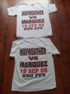 Floyd Mayweather Jr vs Juan Manuel Marquez Official Mayweather Promotions Tee Shirt Issued To Money Team Members