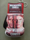 Floyd Mayweather Jr vs Saul Canelo Alvarez Official Onsite Commemorative Limited Edition Glove SIGNED By Floyd Mayweather Jr