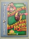 Mike Tyson vs Larry Holmes WBC And WBA Plus IBF Heavyweight World Title Official Onsite Programme SIGNED By Tyson