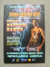 Naseem Hamed vs Daniel Alicea WBO Featherweight World Title Official Onsite Programme SIGNED By Prince Naseem Hamed