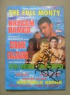 Joe Calzaghe vs Chris Eubank WBO Super Middleweight World Title Official Onsite Programme SIGNED With RARE FULL SIGNATURE And INSCRIBED By Calzaghe
