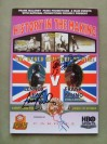 Lennox Lewis vs Frank Bruno DUAL SIGNED WBC Heavyweight World Title Official Onsite Programme