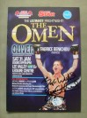 Spencer Oliver vs Fabrice Benichou European Super Bantamweight Title Official Onsite Programme SIGNED By Spencer Oliver Also Featuring Michael Brodie