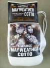 Floyd Mayweather Jr vs Miguel Cotto Commemorative Limited Edition Official Onsite Glove SIGNED By Floyd Mayweather