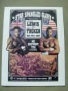Lennox Lewis vs Tony TNT Tucker WBC Heavyweight World Title DUAL SIGNED Official Onsite Programme