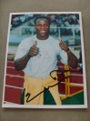 Chris Eubank Eccentric Former WBO Middle And Super Middleweight World Champion SIGNED ORIGINAL Photo
